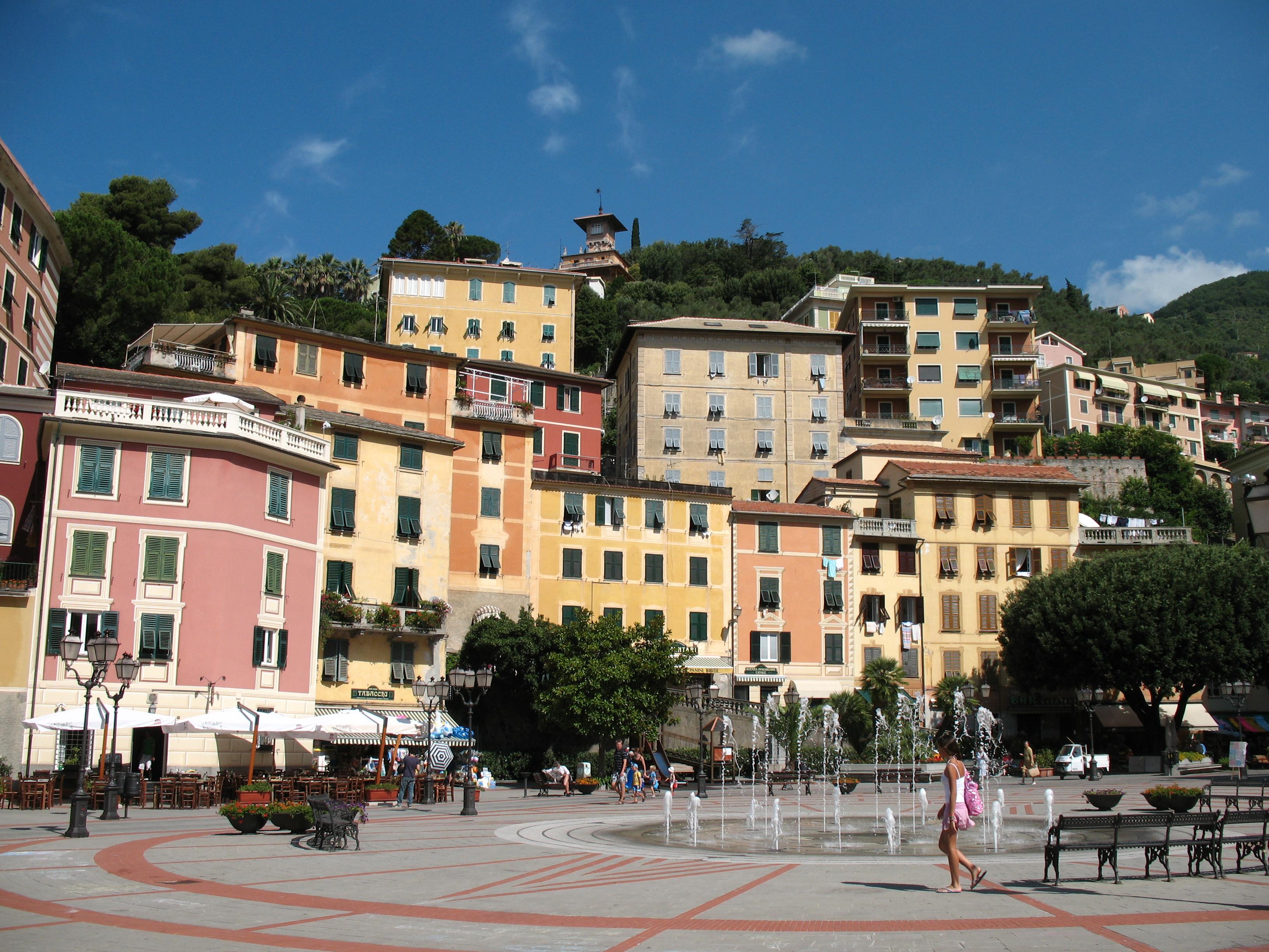 Zoagli Italy  city images : Opiniones de Zoagli