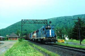 charlemont-train