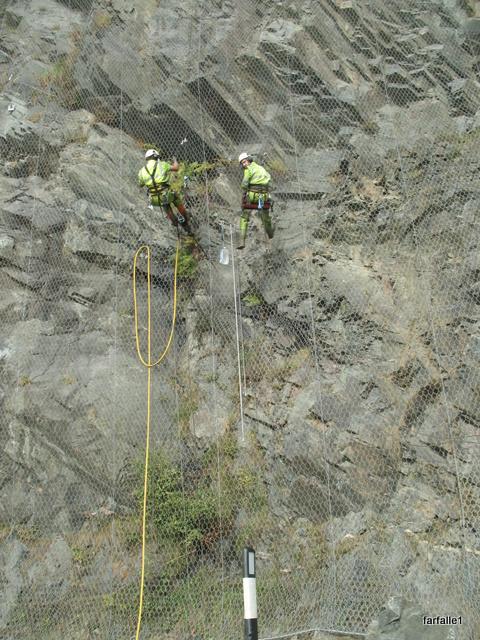 hanging rock nets