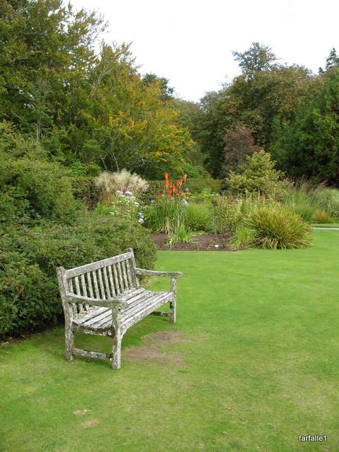 Dunvegan Castle garden-12