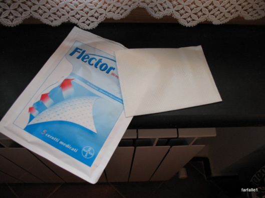flector pads