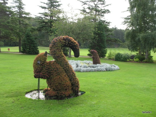 forres gardens topiary