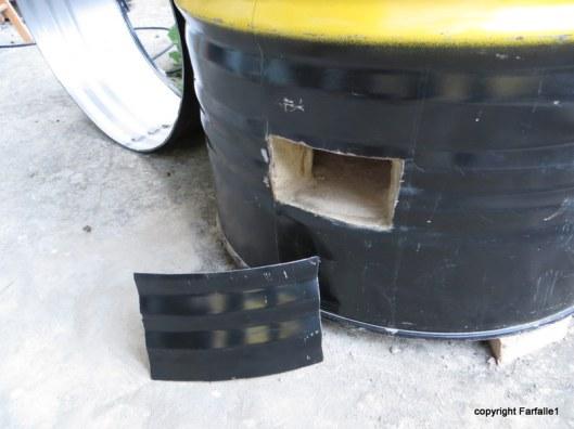 door for drum