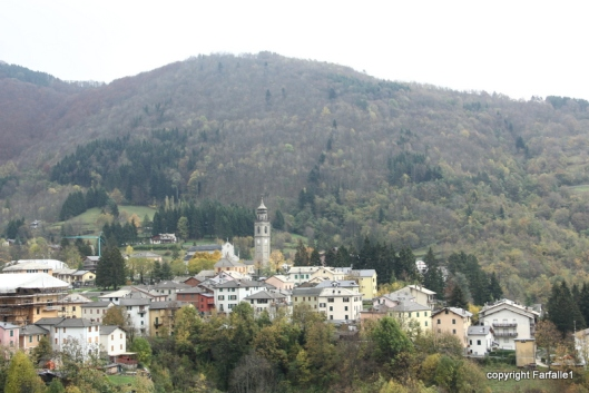 Santo Stefano from above