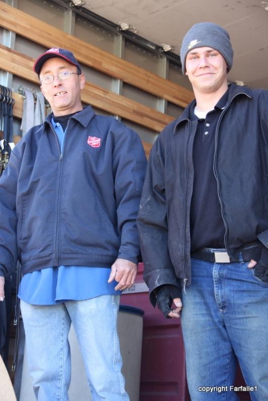 Steve and Scott