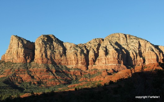Sedona in long light-002