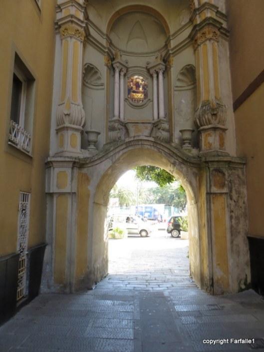 Rapallo Porto delle saline