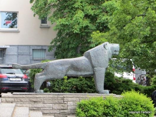 Russelsheim lion