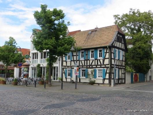 Russelsheim tudor house