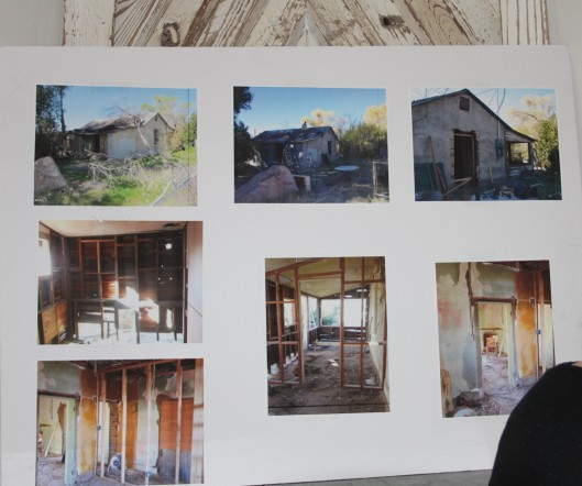 Superior House Tour Abandoned Creek house progress photos