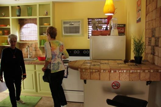 Superior House Tour copper cottages kitchen