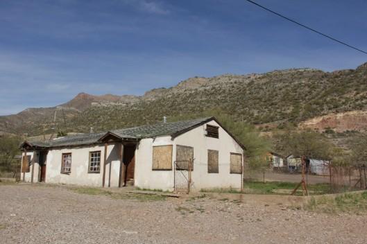Superior House Tour former mine housing